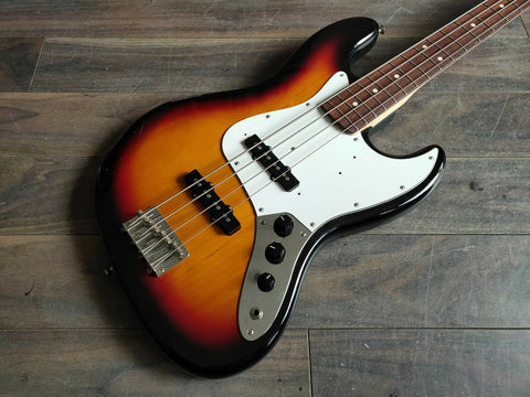 2011 Fender Japan JB-STD MIJ Jazz Bass Standard (Sunburst)