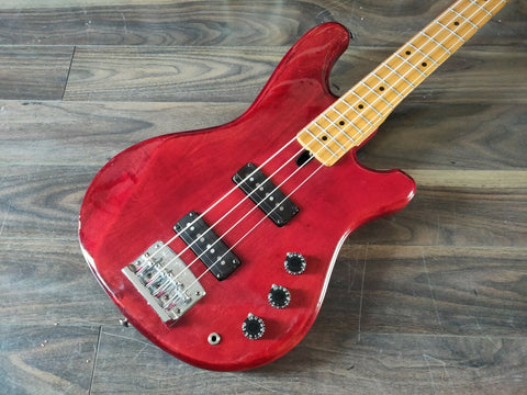 1980 Yamaha Japan SB800 Super Bass MIJ (Red)