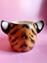 Load image into Gallery viewer, 'Geri' Medium Classic Tiger Ceramic Planter