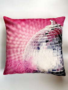 NEW 'Disco Leopard' Dogwood Lifestyle Exclusive Luxury Cushion