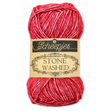 Stone Washed 807 Red Jasper