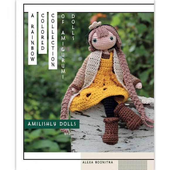 Haakboek Amilishly dolls