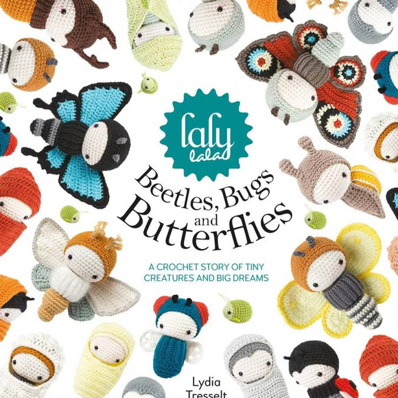Beetles,  bugs and butterflies