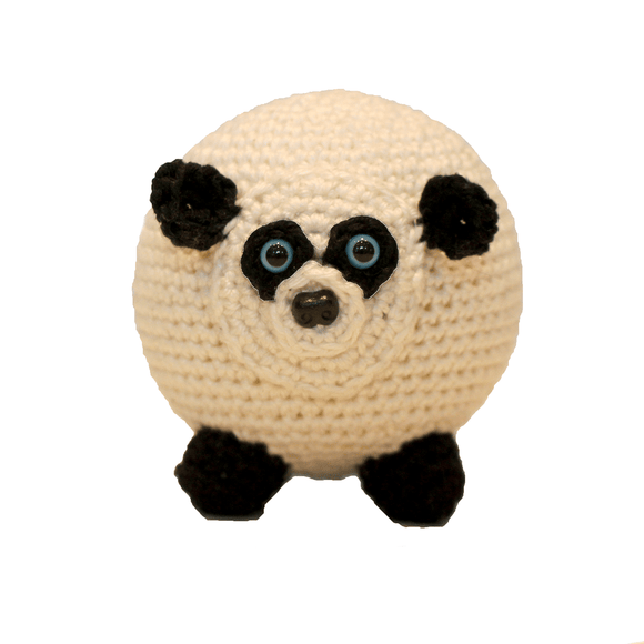 Speelbal Panda - All-in Pakket