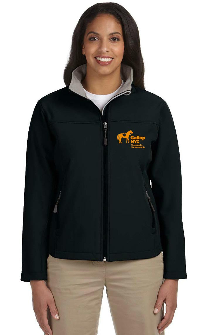 GallopNYC soft shell ladies' jacket