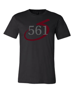 III & Long Foundation 561 Black Unisex Short Sleeve T-shirt