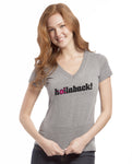 Hollaback Women's V Neck