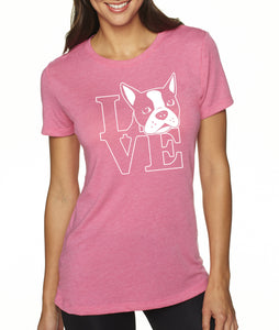 Love BT women's Triblend Tee