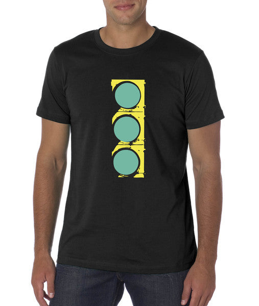 Drive Change Traffic Light Tee