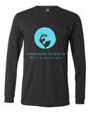 Hair With Purpose Black Long Sleeve