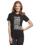 Be Social Change Ladies' Tee