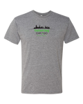 Tutoring Chicago 50th Anniversary Triblend Tee