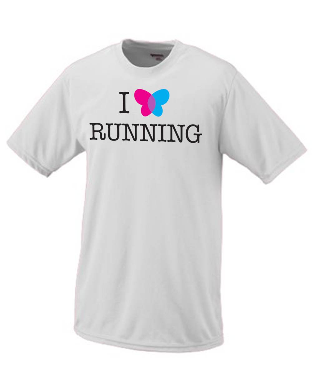 EB Research Marathon Performance Tee