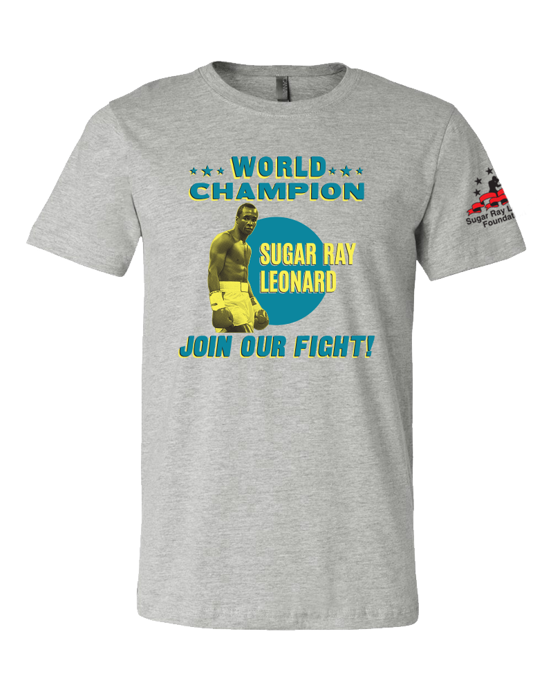 "SRL Foundation ""Join Our Fight"" Tee"