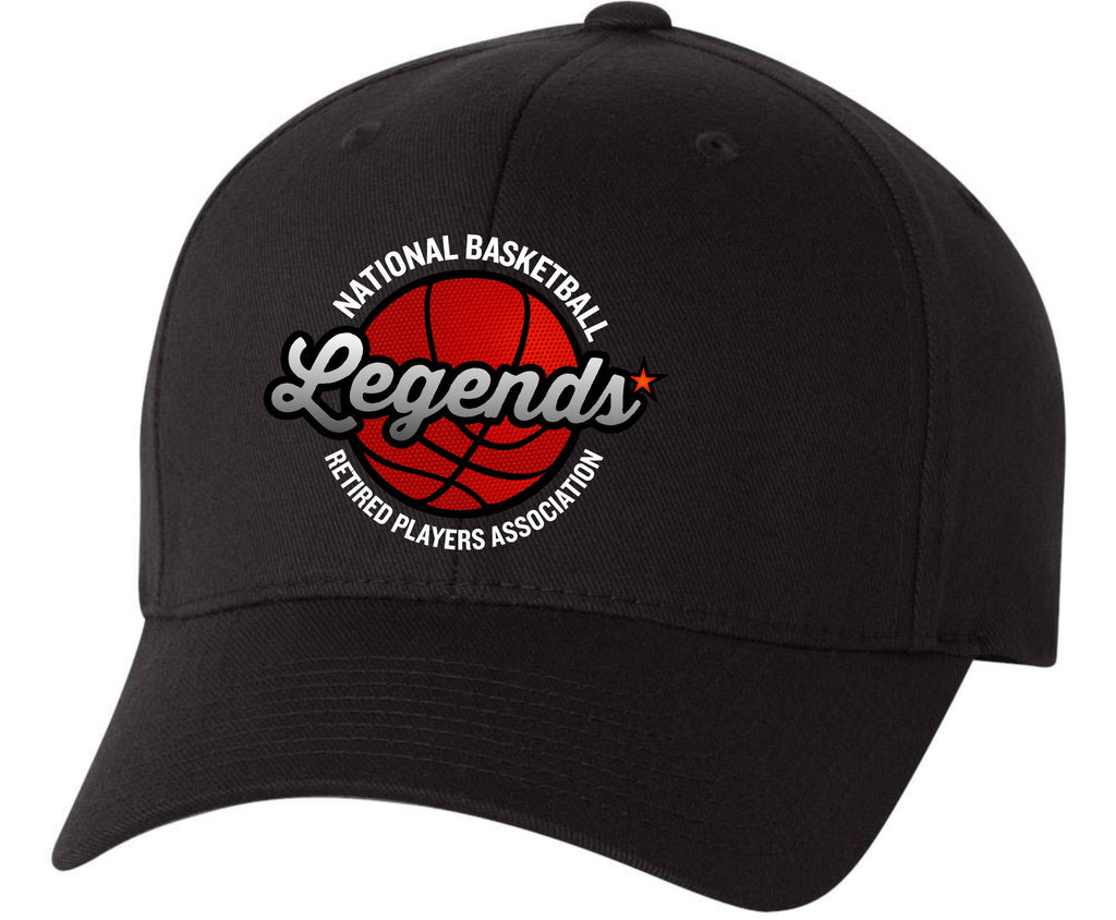 Legends Black Cap