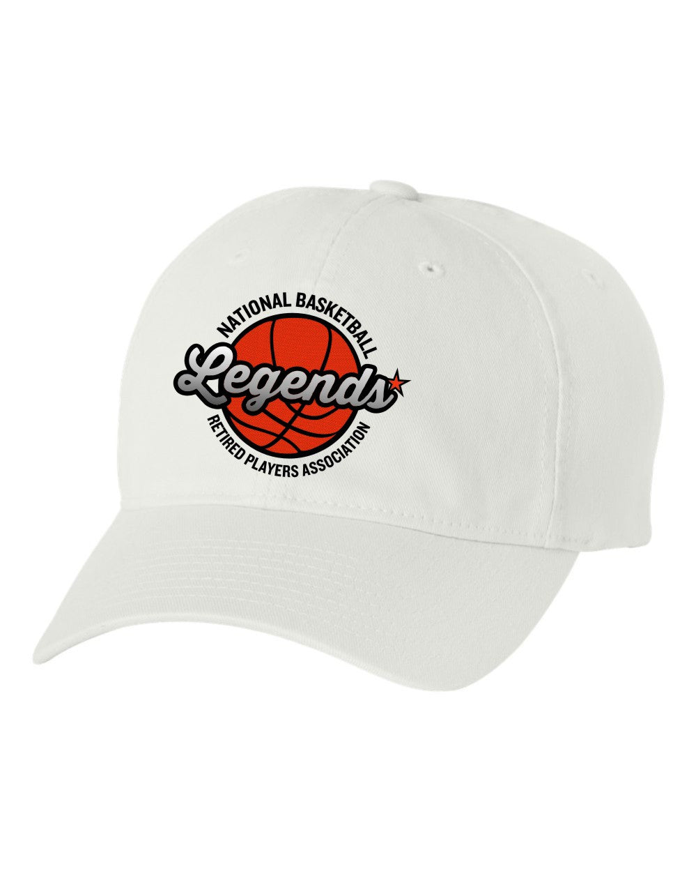 Legends White Cap