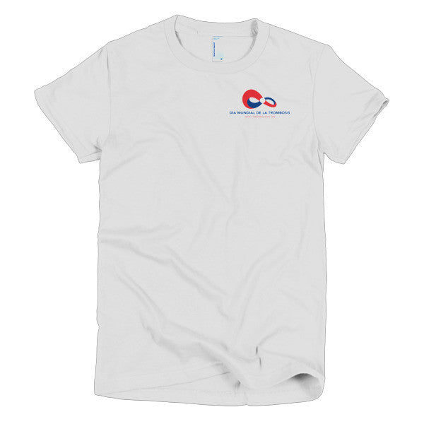 WTD Women's White T-shirt - Spanish