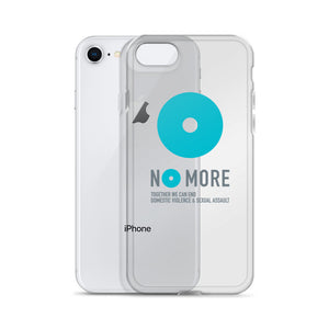 iPhone No More Phone Case