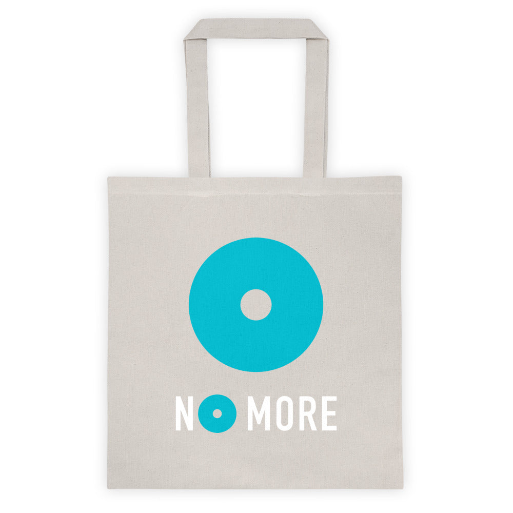 NO MORE CANVAS TOTE