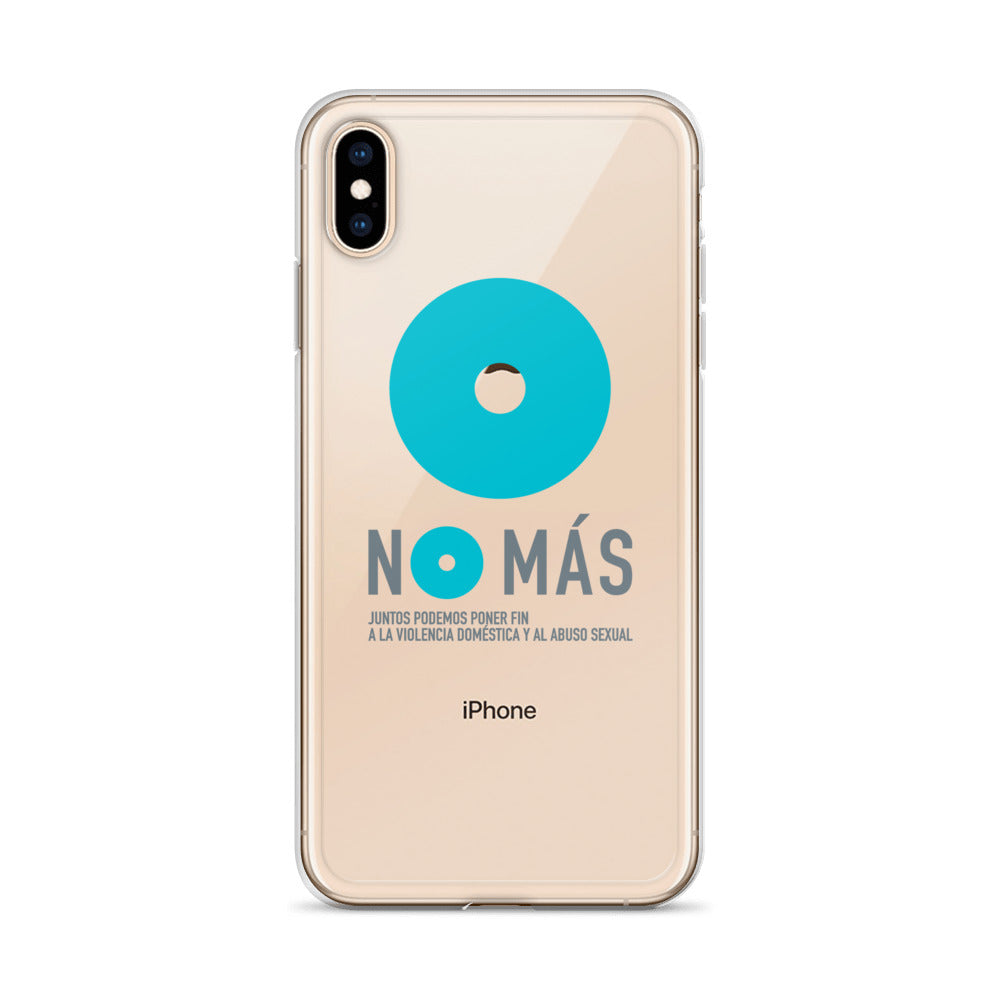 IPHONE NO MÁS PHONE CASE