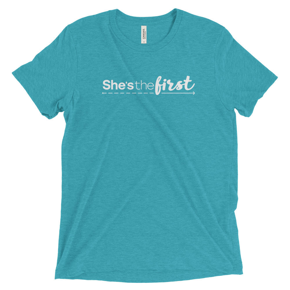 She's the First Logo Tee
