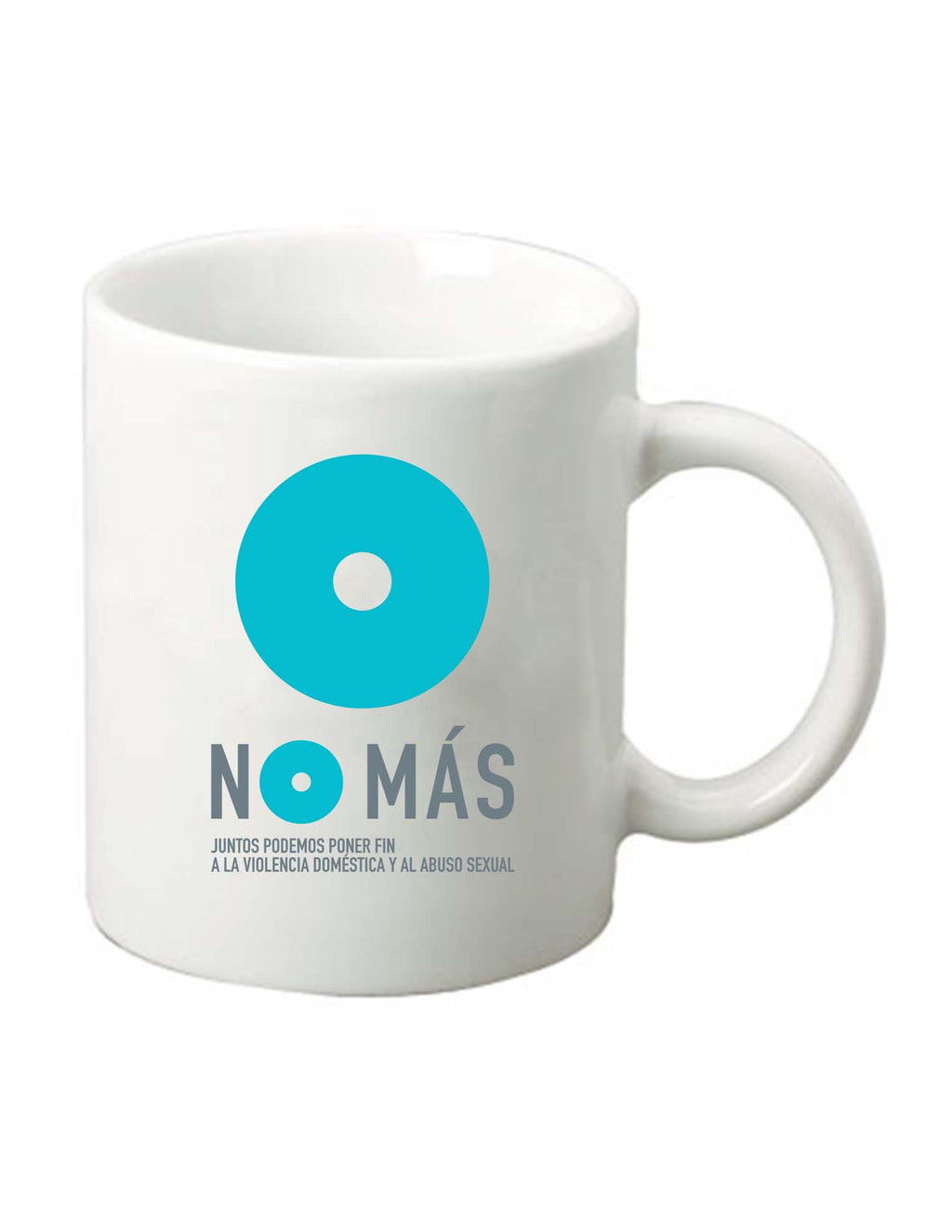 No More (Mas) Mug - 15oz