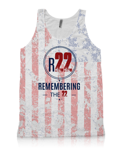 Remembering the 22 Flag Tank