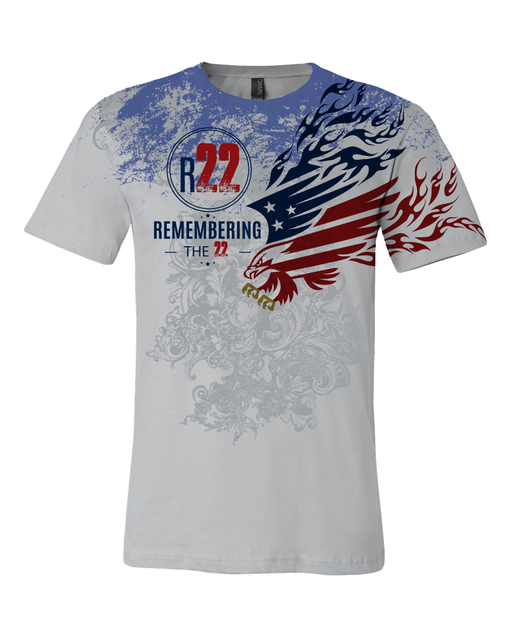 Remembering the 22 All-Over Tee