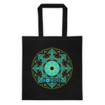 No More Mandala Black Tote