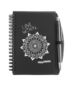 Love Within Notebook