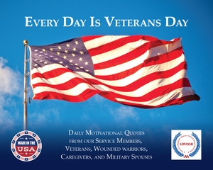 Every Day is Veterans Day Calendar