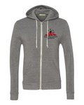 SRL Foundation Red Logo Hoodie