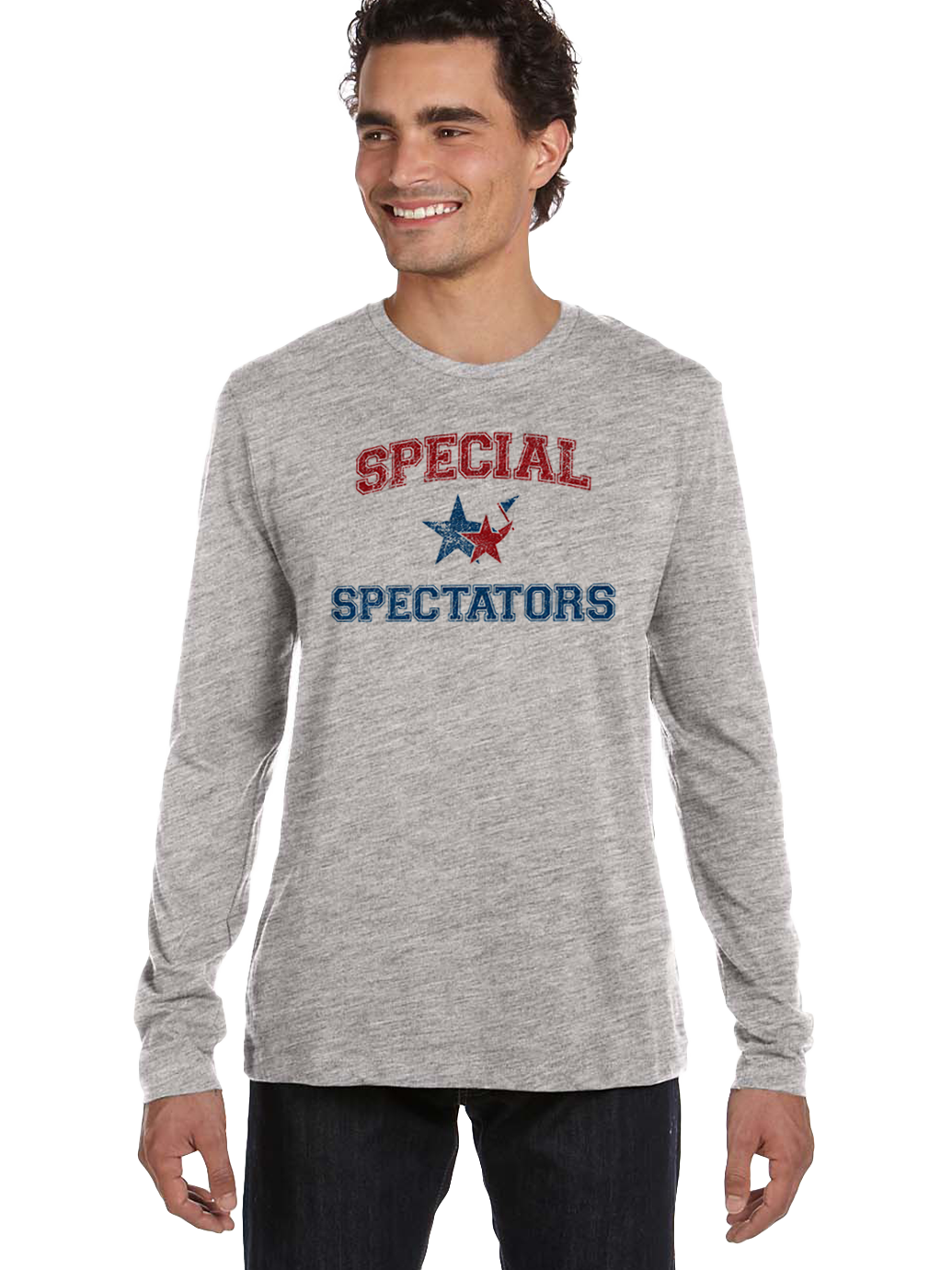 Special Spectators Long Sleeve T-Shirt