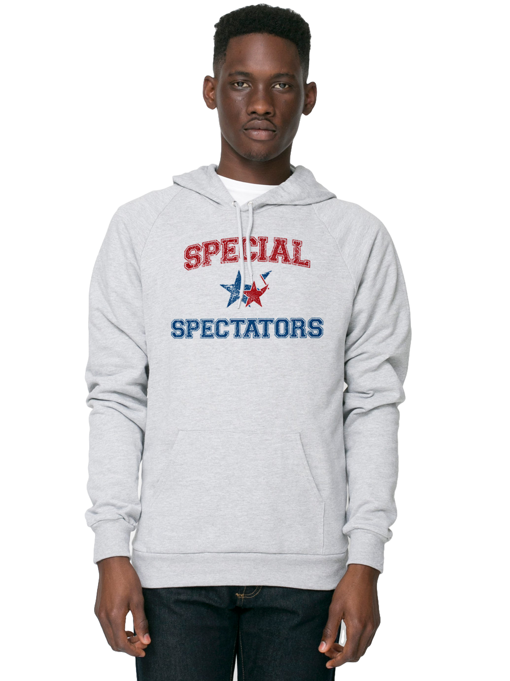 Special Spectators Unisex California Fleece Pullover Hoodie