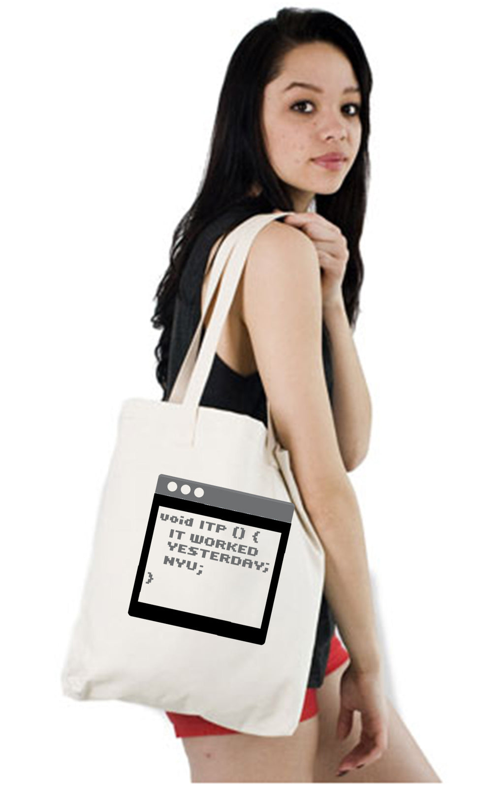 It Worked Yesterday Tote Bag