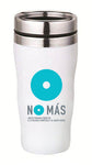 No More (Mas) Travel tumbler
