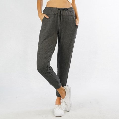 Fitted Jogging Pants Free Shipping