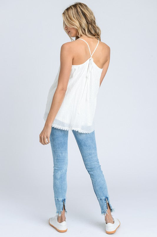 Dressy Tank Top Free Shipping