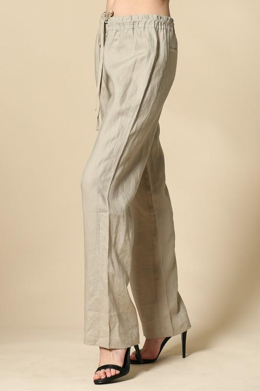 Linen Pants Free Shipping