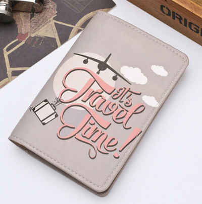 Travel Themed Passport Covers | Travel Passport Cases | CraveLyfe