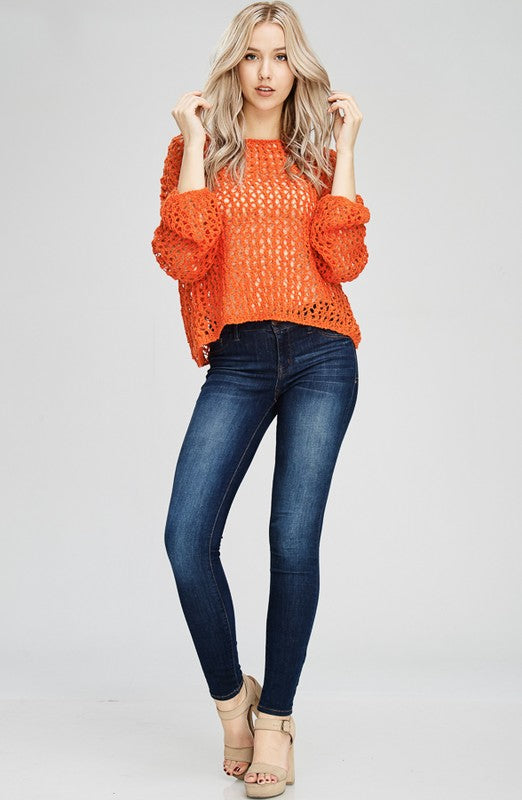 Knit Sweater Free Shipping