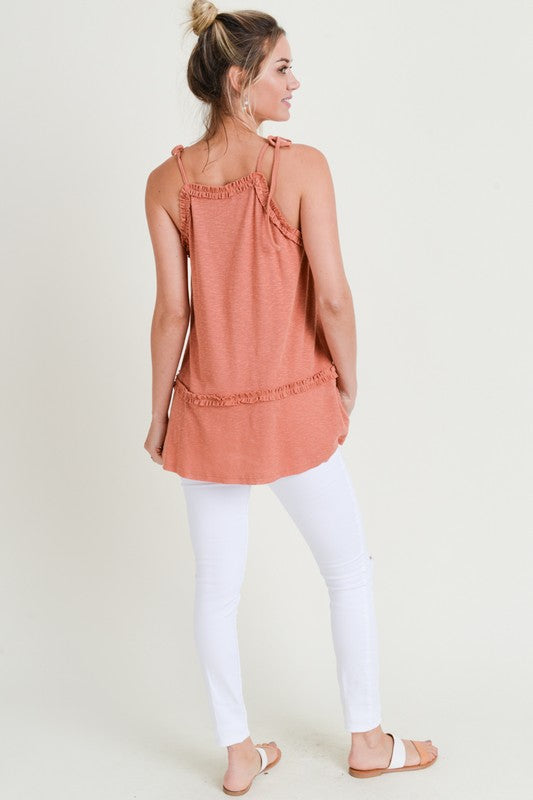 Sleeveless Top Free Shipping