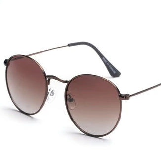 Round Wire Sunglasses