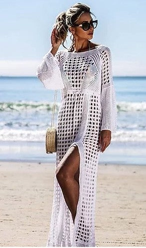 Cover Up Beach Dress Free Shipping