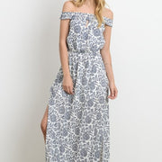 Floral Maxi Dress Free Shipping