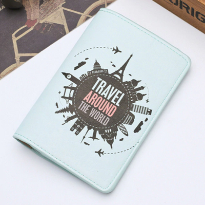 Decorative Passport Case