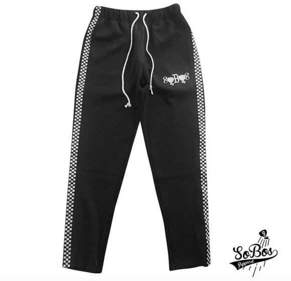 SoBos Racer Track Pants