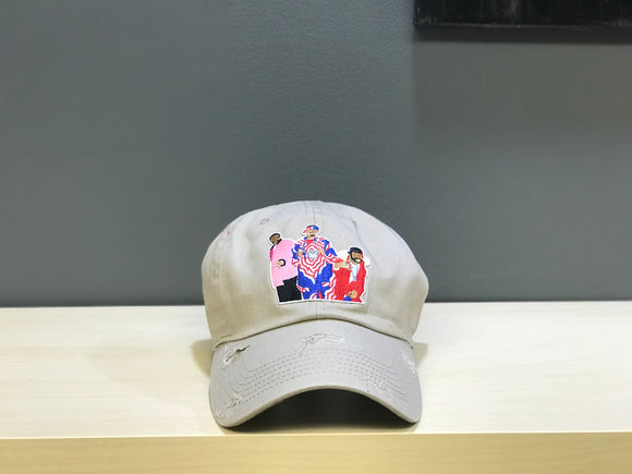 Dipset Dad Hat