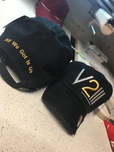 V2III signature dad cap