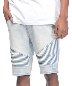 Ninth Hall Slim Fit Biker Shorts